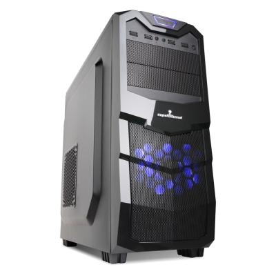 微星 PLAYER【塔拉斯】Intel i3-8100 高效能電腦