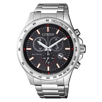 CITIZEN  迴路思索光動能時尚腕錶-AT2420-83E-42mm