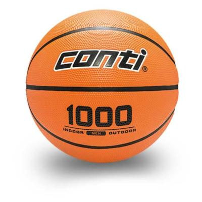 CONTI 1000專利經典系列 7號深溝橡膠籃球 B1000-7-O