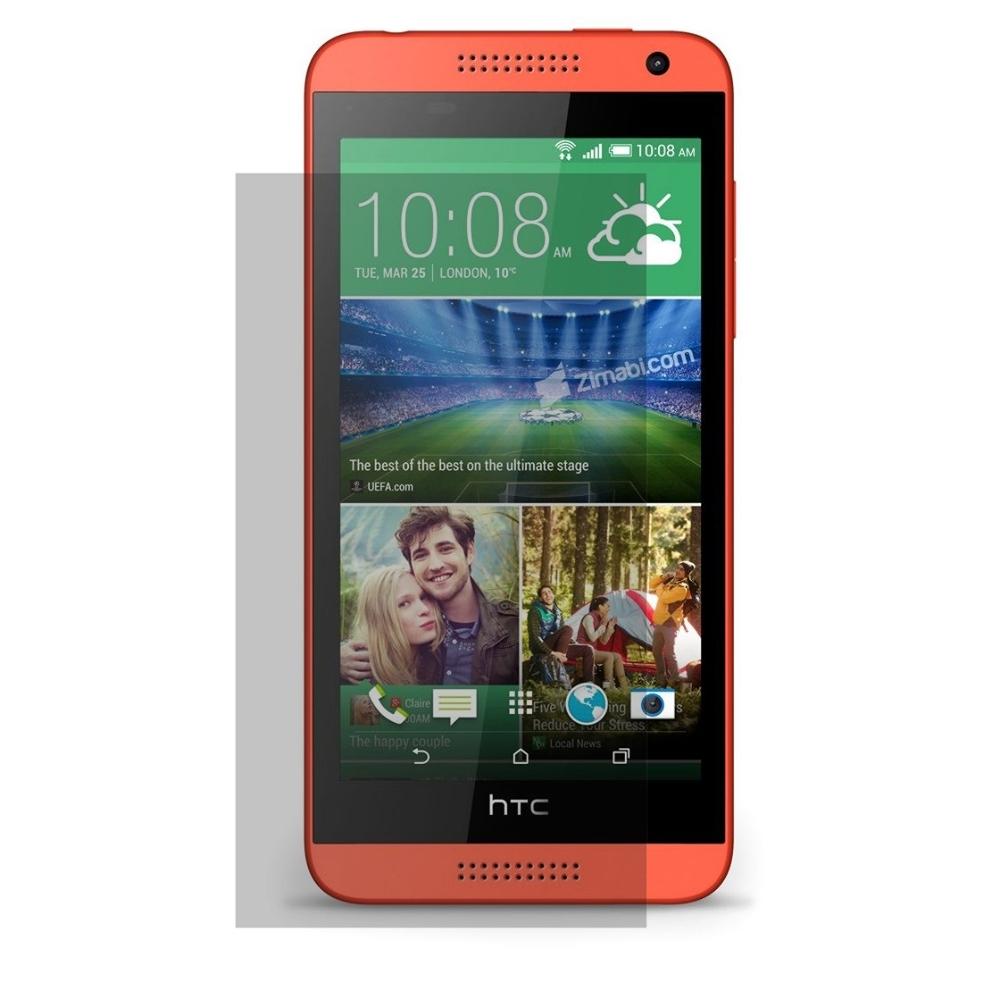 D&A HTC Desire 610專用日本AG螢幕保護貼(霧面防眩-超值2組)