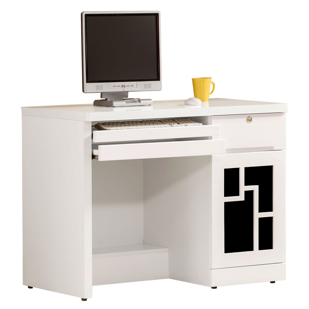 Homelike 安妮3.2尺電腦桌