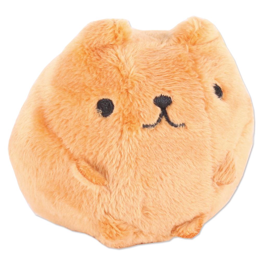 kapibarasan 水豚君沙包公仔。水豚君