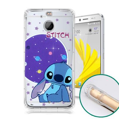 迪士尼正版 HTC 10 EVO 5.5 吋 空壓安全手機殼(史迪奇)