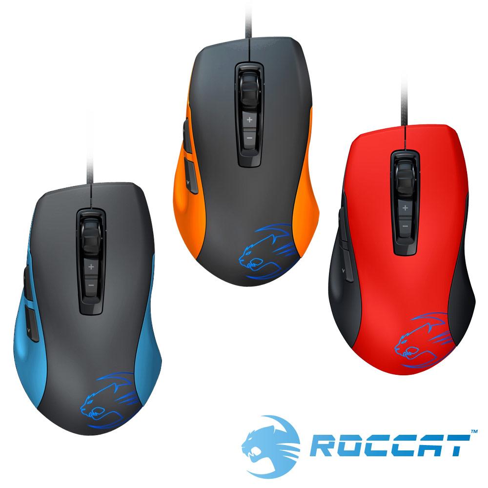ROCCAT KONE PURE COLOR雷射電競滑鼠
