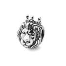 Pandora 潘朵拉 純銀墜-皇冠獅王頭
