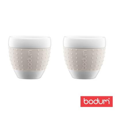 丹麥BODUM-PAVINA瓷杯80CC-2入-5