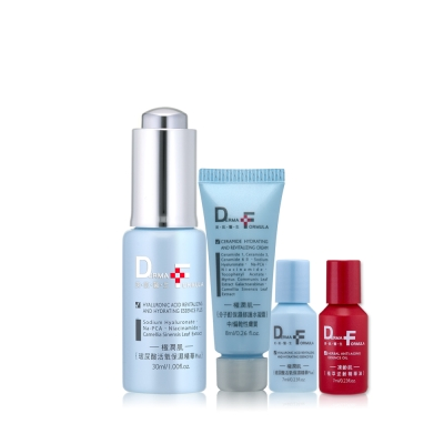DF美肌醫生-保濕玻尿酸保濕精華Plus30ml贈品3選1
