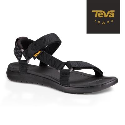 TEVA 美國 女 Sanborn Universal 輕量運動涼鞋 (黑)
