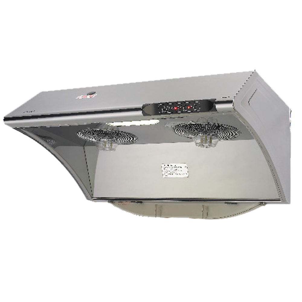 林內牌 RH-9033S 自動清洗電熱除油90CM斜背式除油煙機