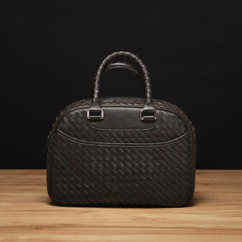 STORY 皮套王 - 羊皮編織手提包 Style 6186 訂做賣場