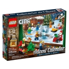 LEGO樂高 城市系列 60155 驚喜月曆 Advent Calendar