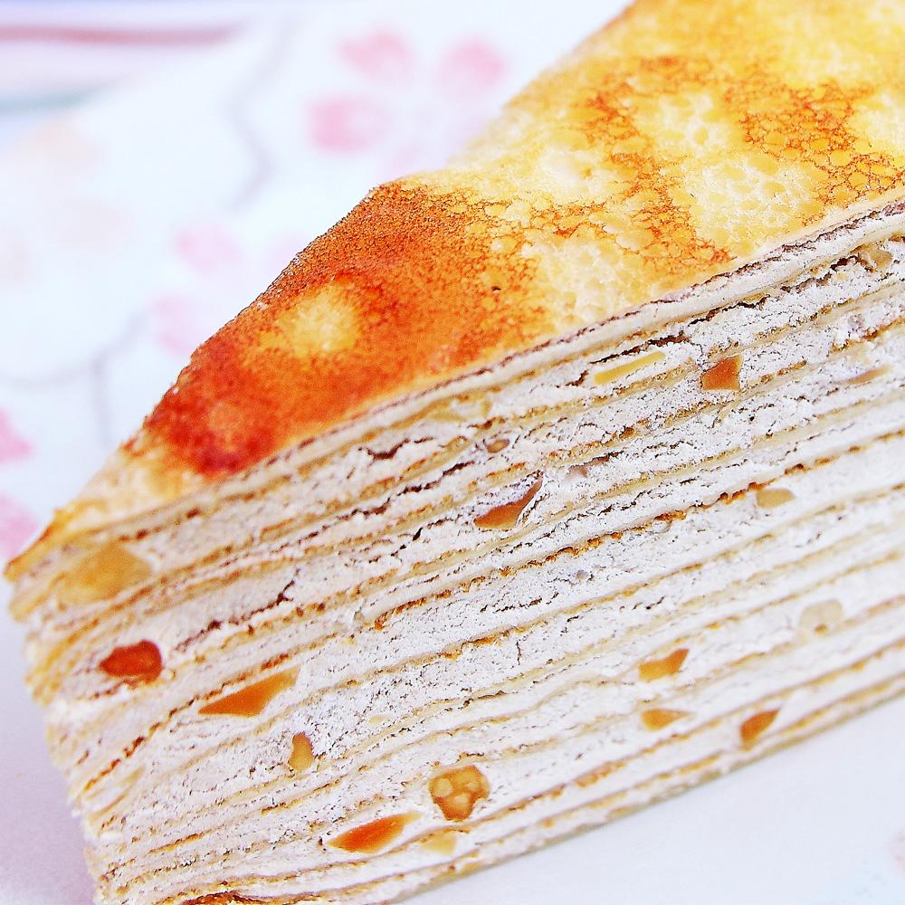 塔吉特 摩卡杏仁千層蛋糕