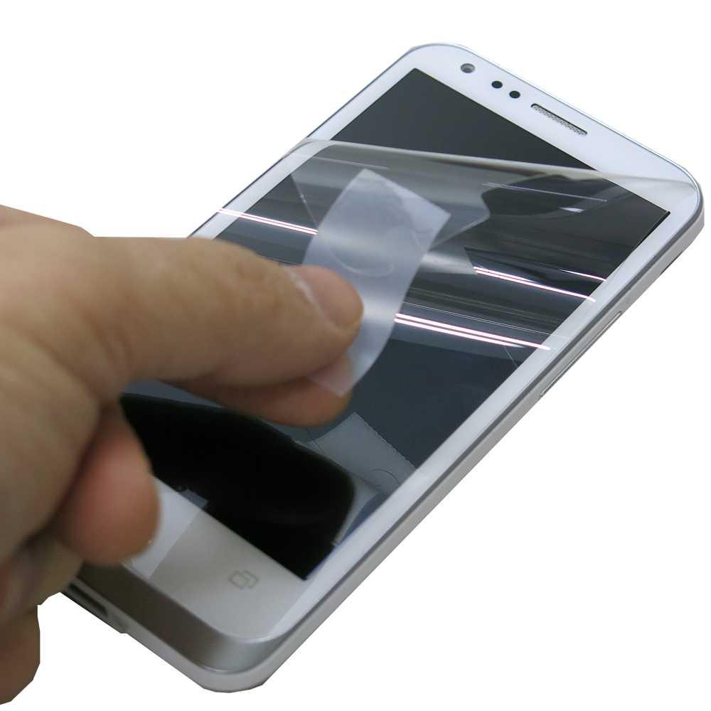 EZstick ASUS Padfone E A68M手機亮面防藍光螢幕貼 靜電吸附