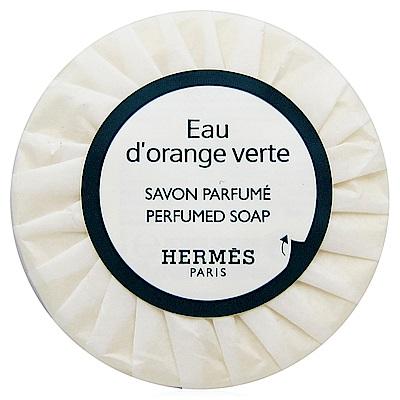 HERMES愛馬仕 橘綠之泉香皂25g