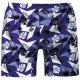 DADADO 巴西幾何M-3L印花平口褲(熱力紫) product thumbnail 1
