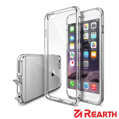 Rearth iphone 6 plus / 6s plus 透明手機殼(送保貼...