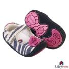 Rileyroos 美國手工童鞋學步鞋-Fiona in Zebra 斑馬紋