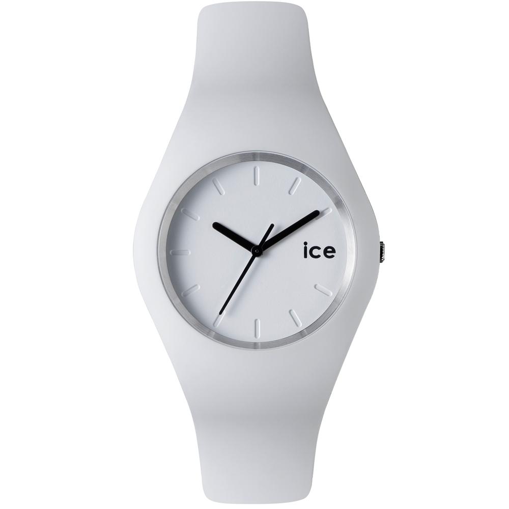 Ice-Watch 經典系列 個性美學腕錶-白/40mm