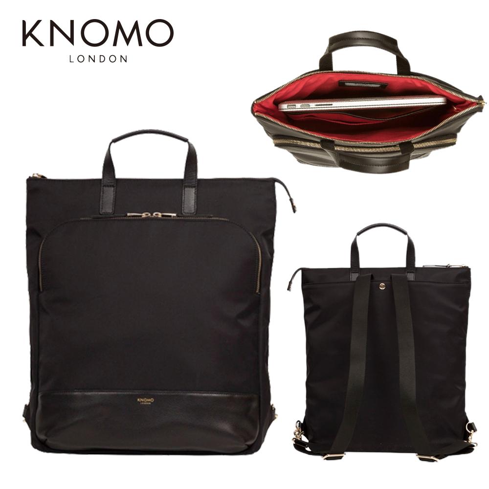 KNOMO HAREWOOD 專業時尚托特電腦後背包