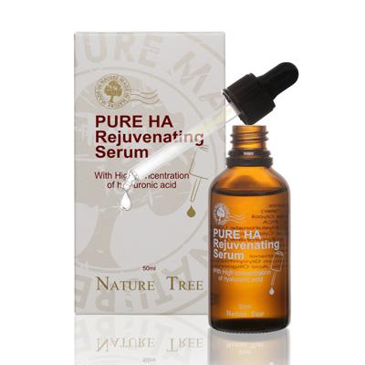 Nature Tree 高濃縮玻尿酸修護液(50ml)