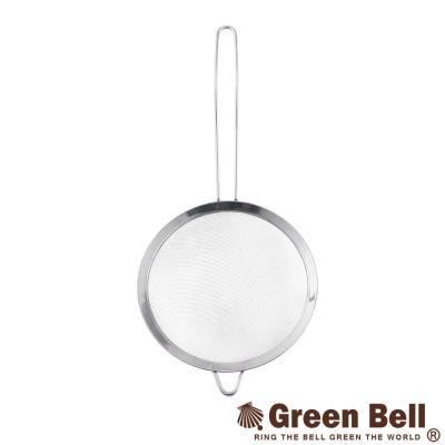 GREEN BELL綠貝Silvery304不鏽鋼濾網-大(18cm)