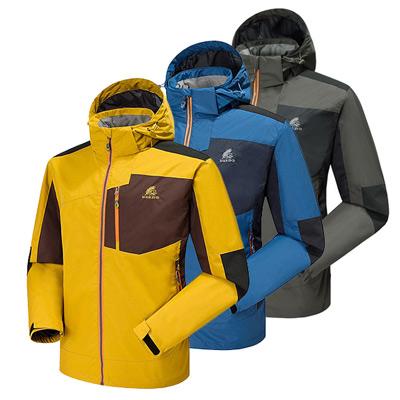 美國熊 旅遊必備 防風 防撥水 耐髒 機能型風衣