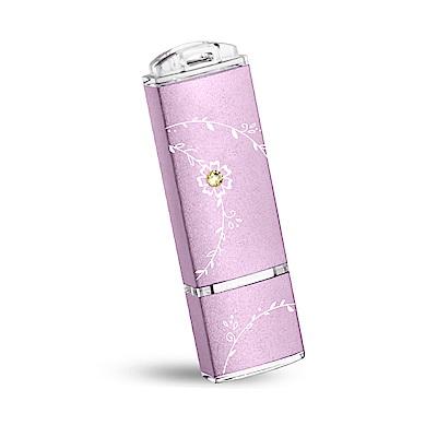 TCELL 冠元-USB3.0 32GB 絢麗粉彩隨身碟-薰衣草紫