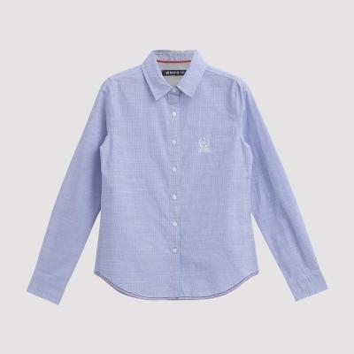 Hang Ten - 女裝 - 都會時尚襯衫 - 藍