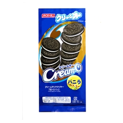 CreamO 巧克力三明治餅乾(140g)