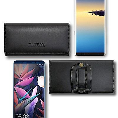 CityBoss ZenFone 5Q ZC600KL 多功能哲學橫式腰掛皮套