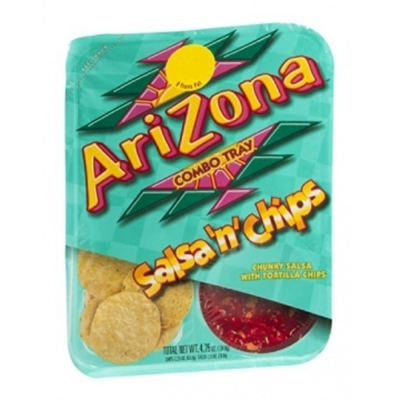 ARIZONA亞歷桑納 墨西哥莎莎醬玉米片(134.6g)