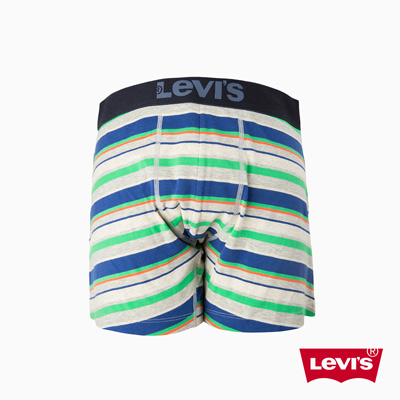 男款-Boxer-Brief-四角褲-多色條紋-Levis