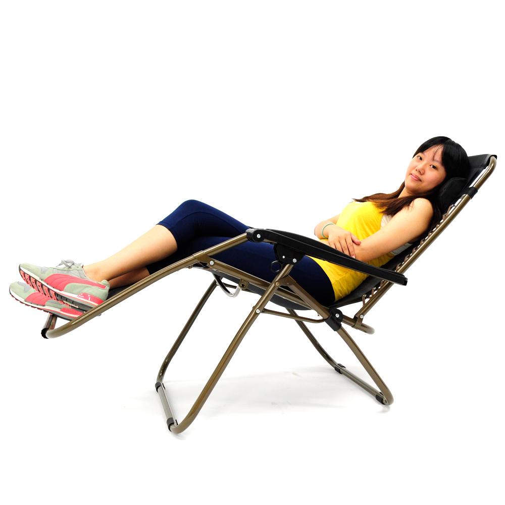 鋸齒軌道!!無重力躺椅(送杯架)