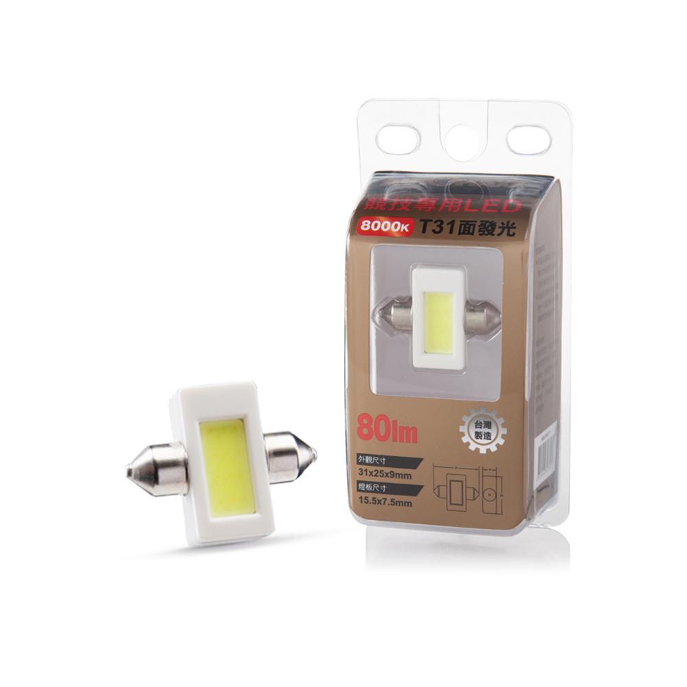 AUTOMAXX 亮白光面發光LED燈-RML80MT31