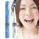 聲寶時尚型晶鑽音波震動牙刷(附刷頭5入)(TB-Z1309L)