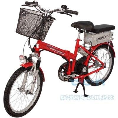 勝一EV20F電動輔助自行車(鋰電折疊版)