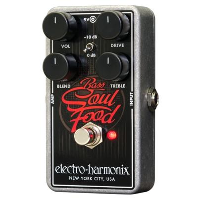 Electro Harmonix Bass Soul Food 破音效果器