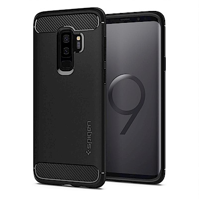 Spigen Galaxy S9 Case Rugged Armor 彈性防震保護殼