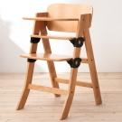 奇哥 兒童成長椅-原木色