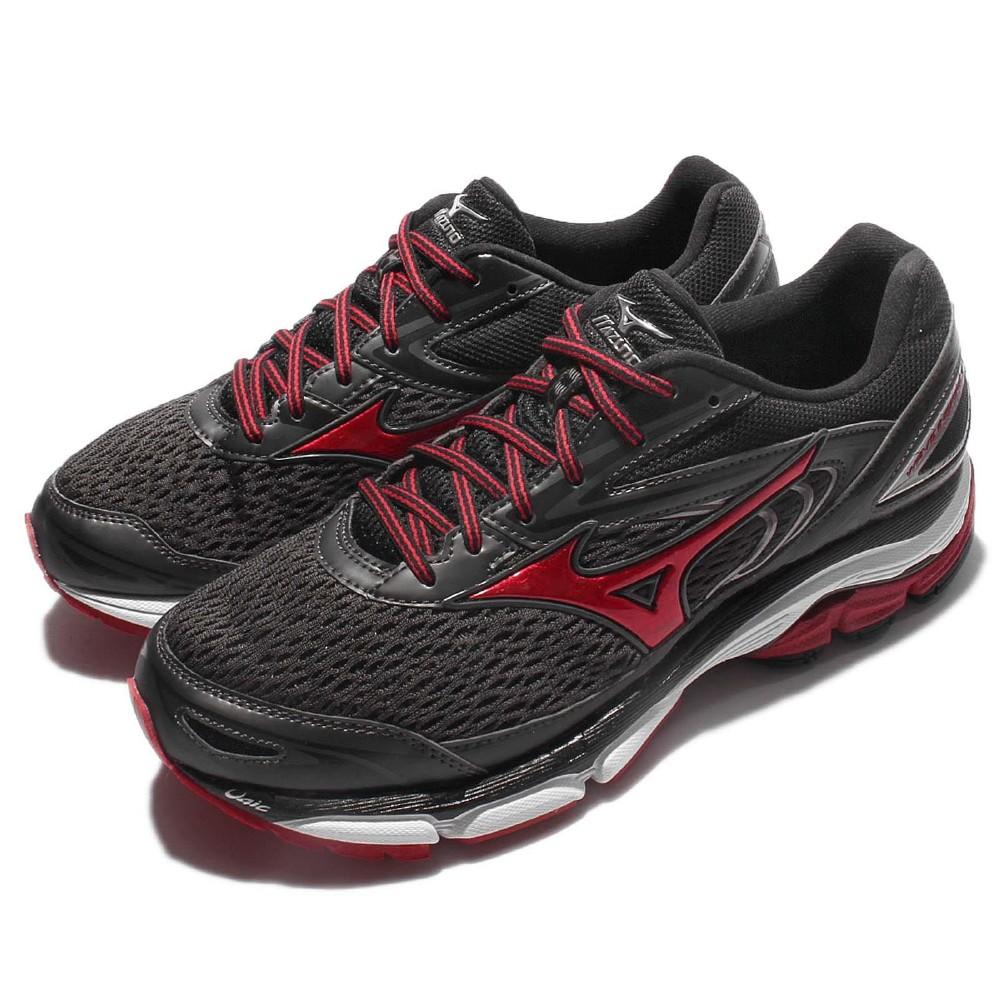 Mizuno 慢跑鞋 Wave Inspire 13 男鞋
