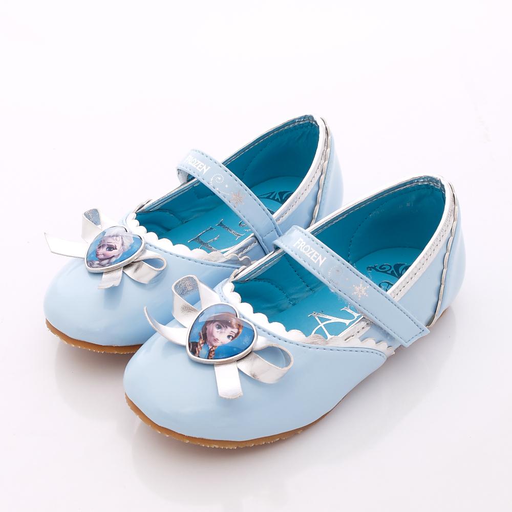 迪士尼童鞋-冰雪奇緣甜美公主鞋款-PFI4346(中小童段)HN