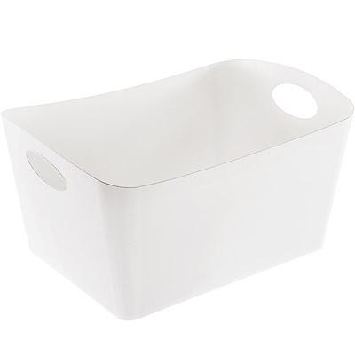 KOZIOL PP收納盒(白15L)