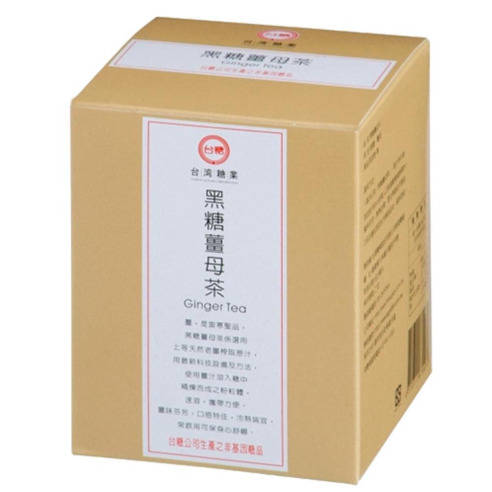 台糖 黑糖薑母茶6盒(20gx10包/盒)