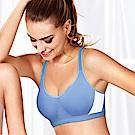 黛安芬-中機能體適能運動內衣 B-D罩杯內衣(躍動藍)