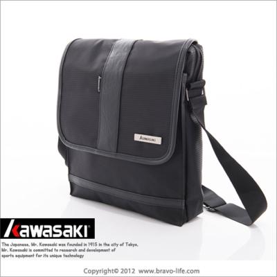 Kawasaki-時尚。流行側背包-KA132