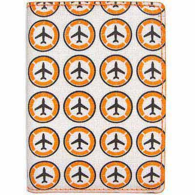 DQ Pass 旅遊趣護照夾(飛機)
