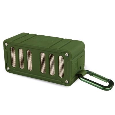 MiFa F6無線NFC隨身藍芽MP3喇叭-叢林綠