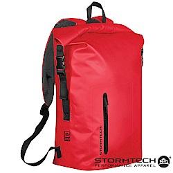 【加拿大STORMTECH】WXP-2 防水旅行背包20L-紅
