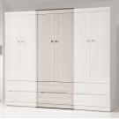 H&D 瑪奇朵2.6尺衣櫃79x54.5x209CM