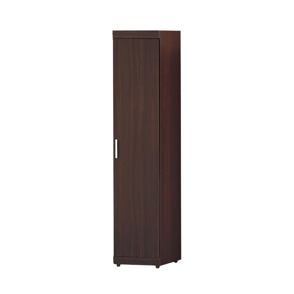 Bernice-艾格1.3尺單門衣櫃(右桶)-40x56x191cm